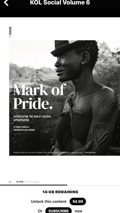 KOL Social MagazineScreenshot of 1