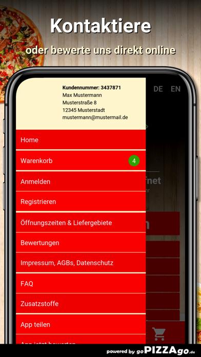 Kassel Pizzeria Kassel screenshot 3