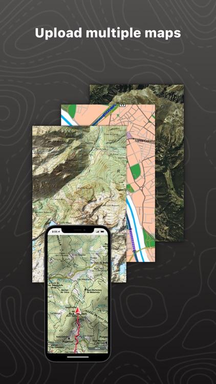 TwoNav Premium: Maps Routes screenshot-5