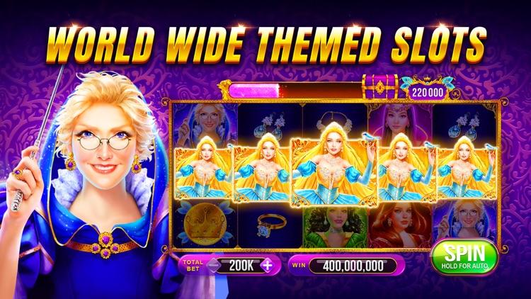 Neverland Casino - Vegas Slots screenshot-3