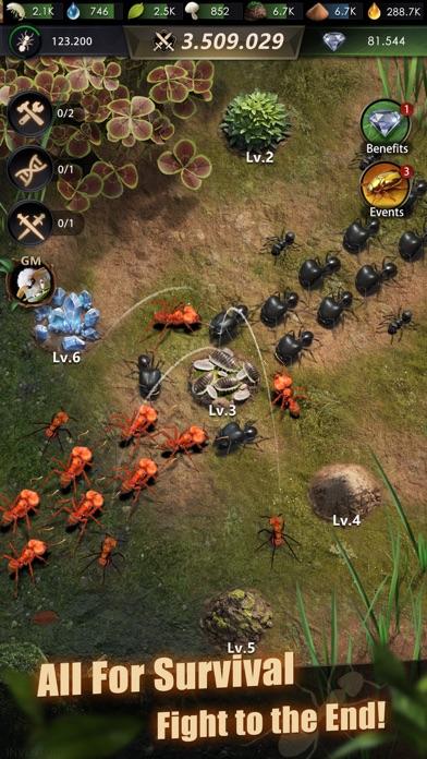 The Ants: Underground Kingdom screenshot 3