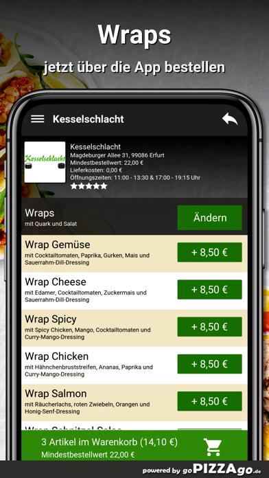Kesselschlacht Erfurt screenshot 5