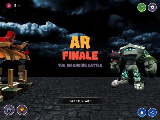 AR Finale screenshot 6