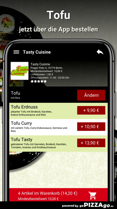Tasty Cuisine Berlin screenshot 5