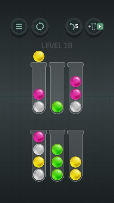 Sort Balls - Sorting Puzzle screenshot 2