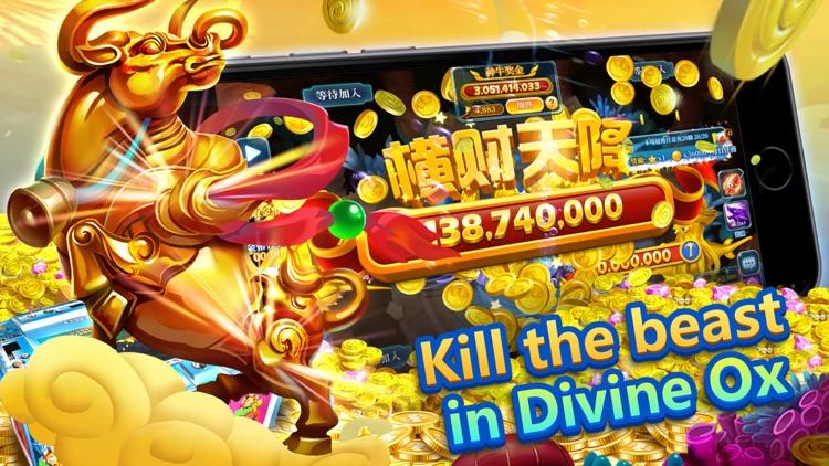 Fishing Casino - Ocean King screenshot-3