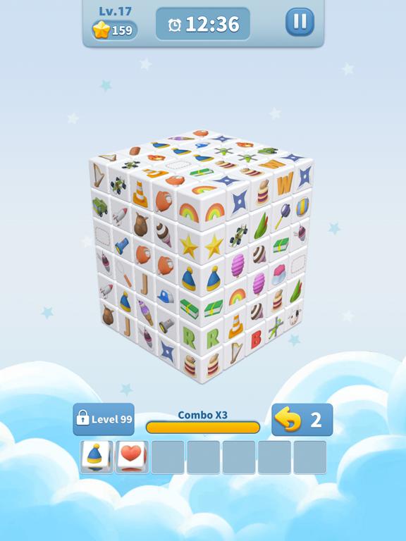 Cube Master 3D - Classic Match screenshot 12