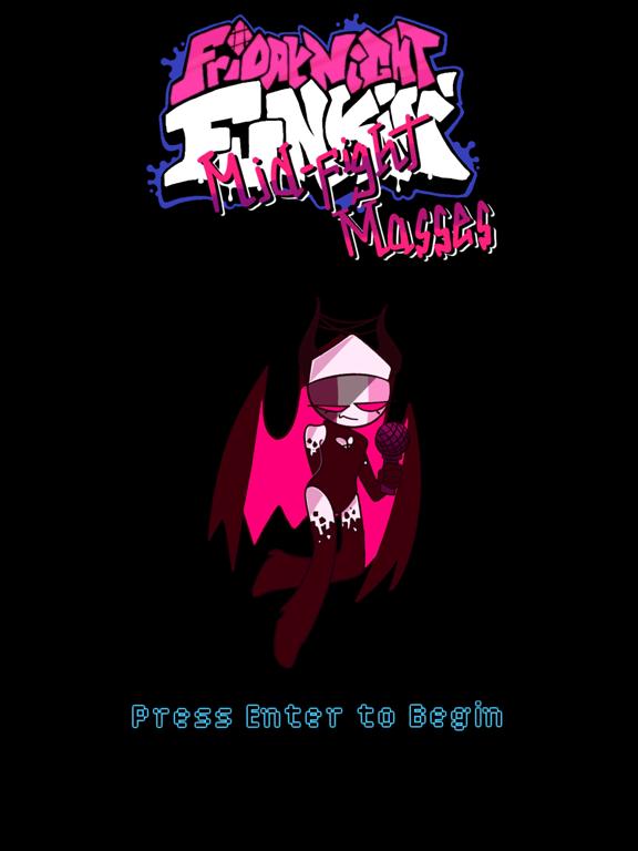 iPad Image of Fnf sars & ruv mod
