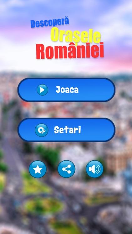 Descoperă Orașele României