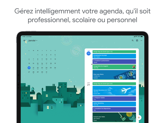 Google Agenda : organisez-vous