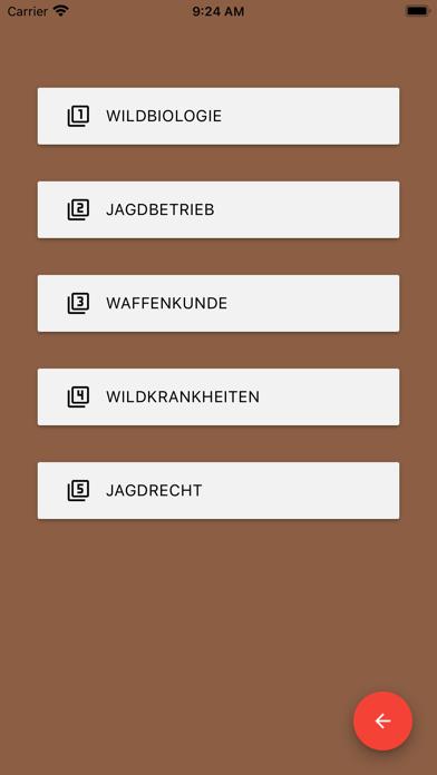 Jägerprüfung Mecklenburg 2021 screenshot 2