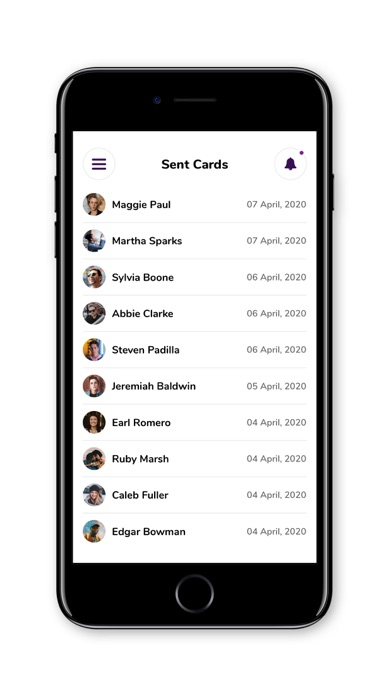 Creative Card Generator screenshot 4