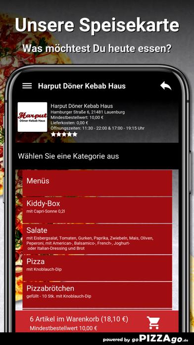 Harput Lauenburg screenshot 4