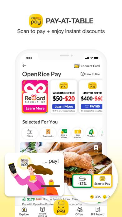 OpenRice ScreenShot4