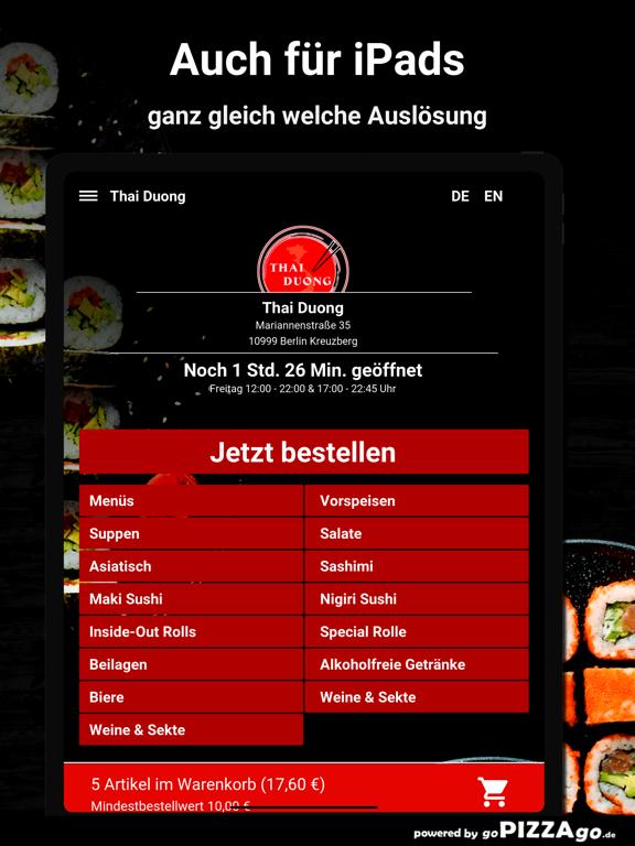 Thai Duong Berlin Kreuzberg screenshot 7