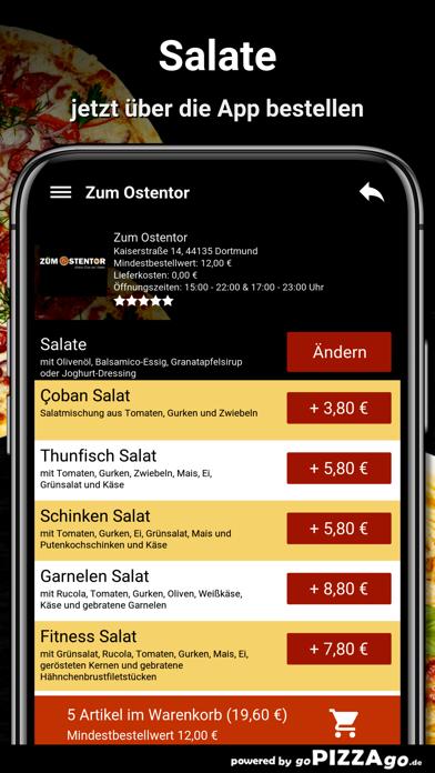 Zum Ostentor Essen bestellen screenshot 5