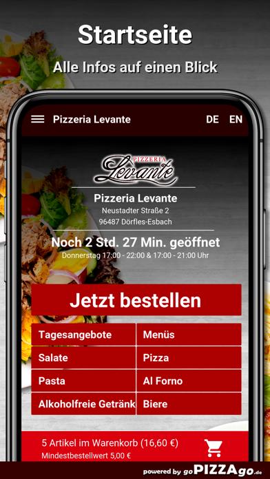 Levante Dörfles-Esbach screenshot 4