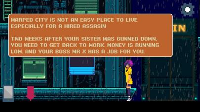 Warped City screenshot 1