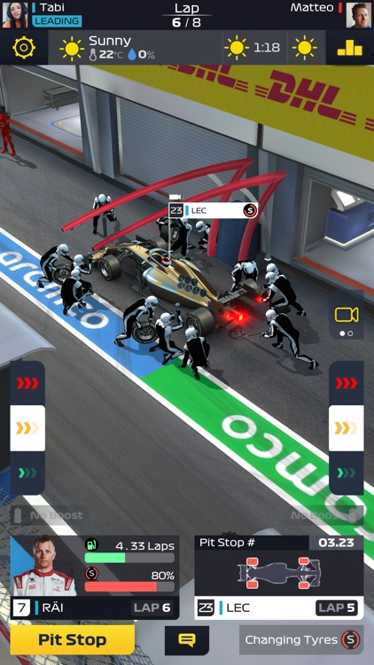 F1 Clash screenshot-4