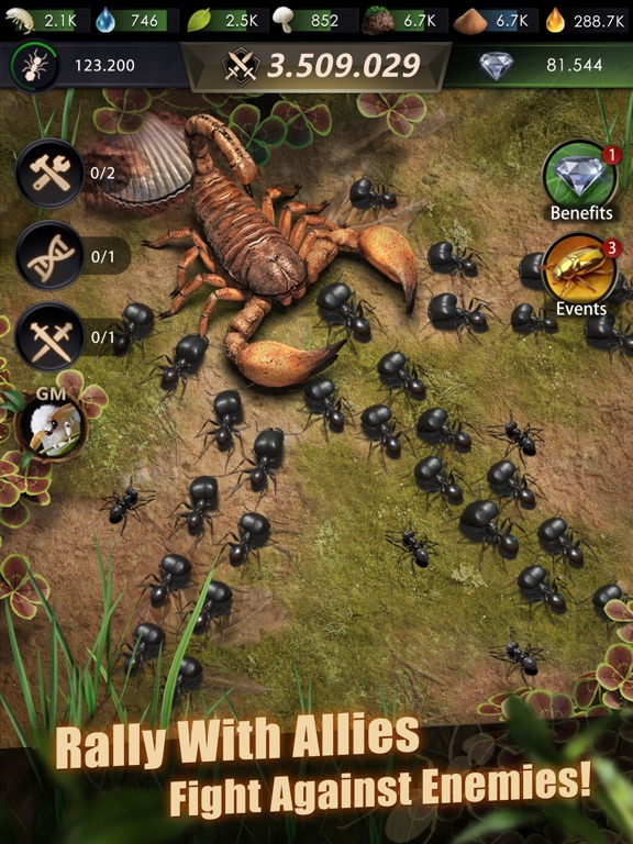 The Ants: Underground Kingdom screenshot 15