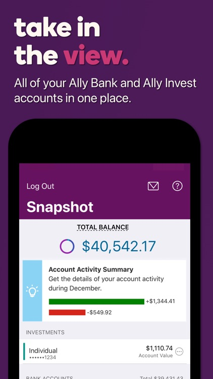 Ally Mobile: Bank & Invest