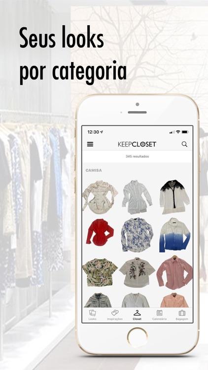 KeepCloset screenshot-5