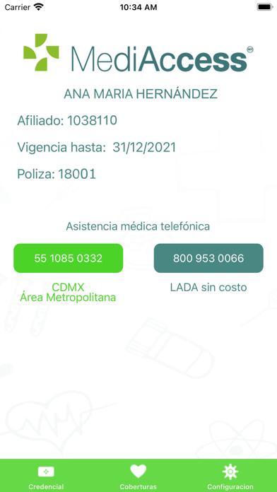 Afiliados MediAccess screenshot 6