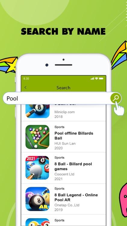HappyMod - Game Tracker Apps screenshot-3