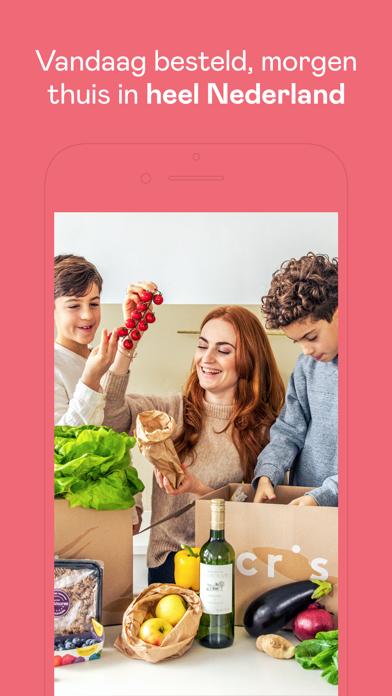 Crisp supermarkt iPhone app afbeelding 4