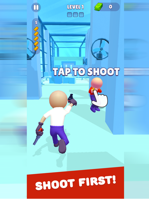 Run n Gun - AIM Shooting screenshot 6