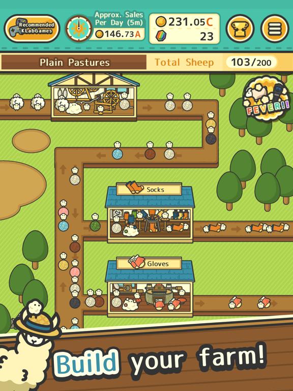 Fluffy Sheep Farm screenshot 9