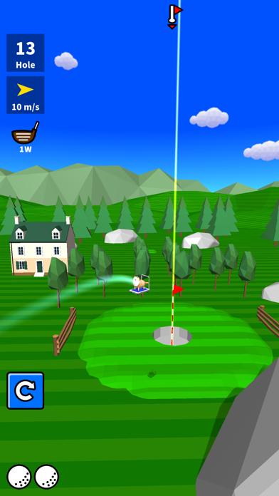 どうぶつのゴルフ紹介画像2