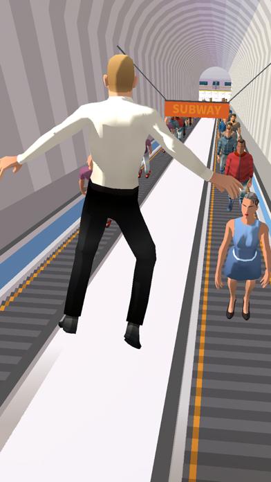 Escalator Master 3D screenshot 1