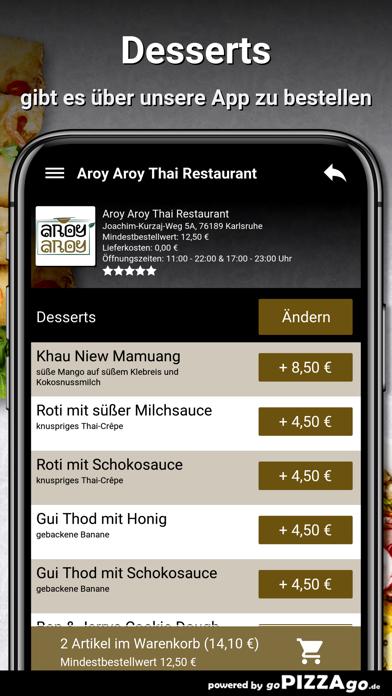 Aroy Aroy Karlsruhe screenshot 6