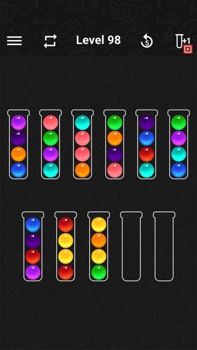 Ball Sort Color Water Puzzleのおすすめ画像1