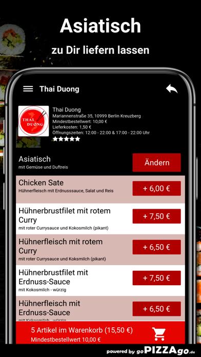Thai Duong Berlin Kreuzberg screenshot 5