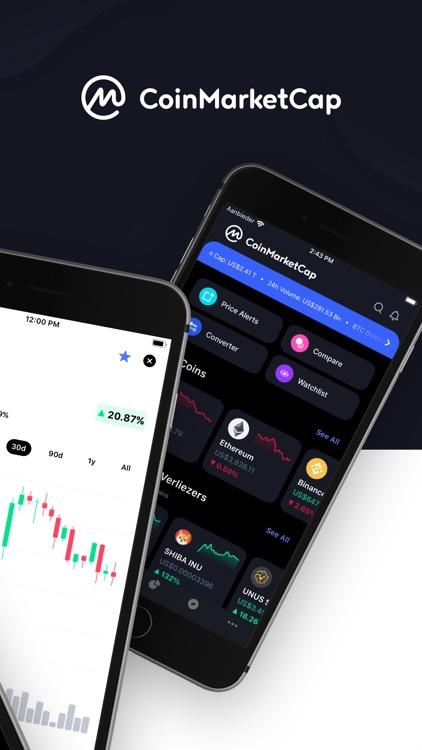 CoinMarketCap: Crypto Tracker
