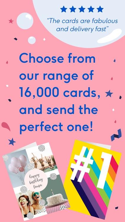 Moonpig: Greeting Cards Maker