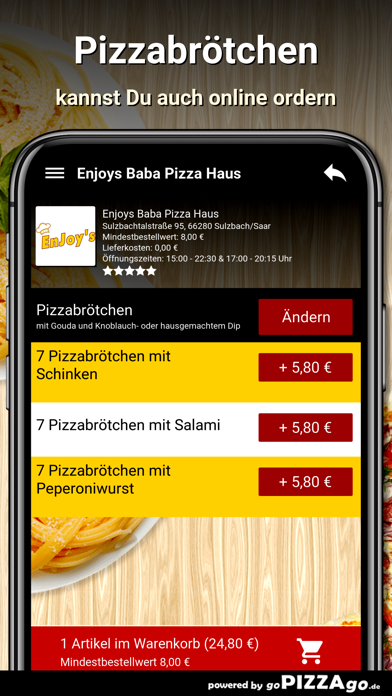 Enjoys Baba Sulzbach/Saar screenshot 5