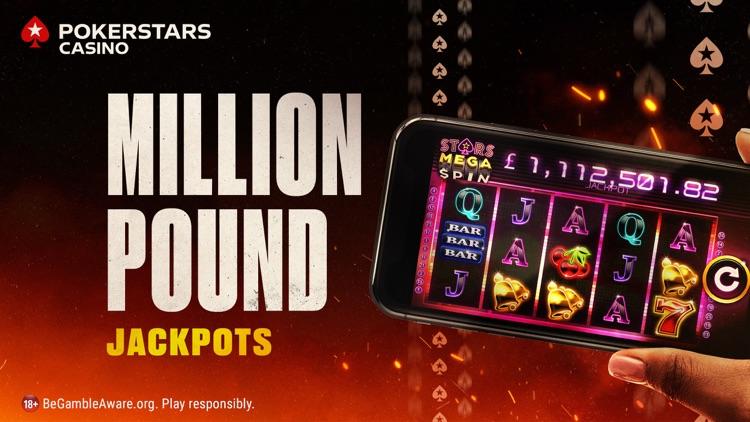 PokerStars Casino Slots Games screenshot-4