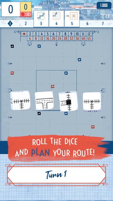 Railroad Ink Challenge screenshot 1