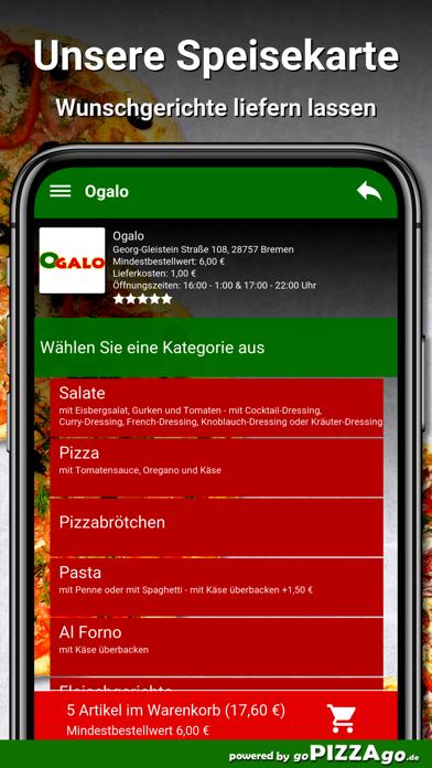 Ogalo Bremen screenshot 4