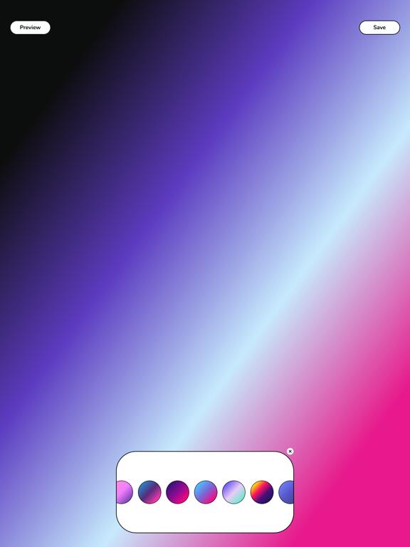 MyGradient: Wallpaper Maker screenshot 13