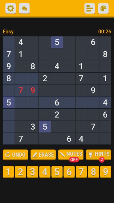 Super Sudoku 2021 screenshot 3