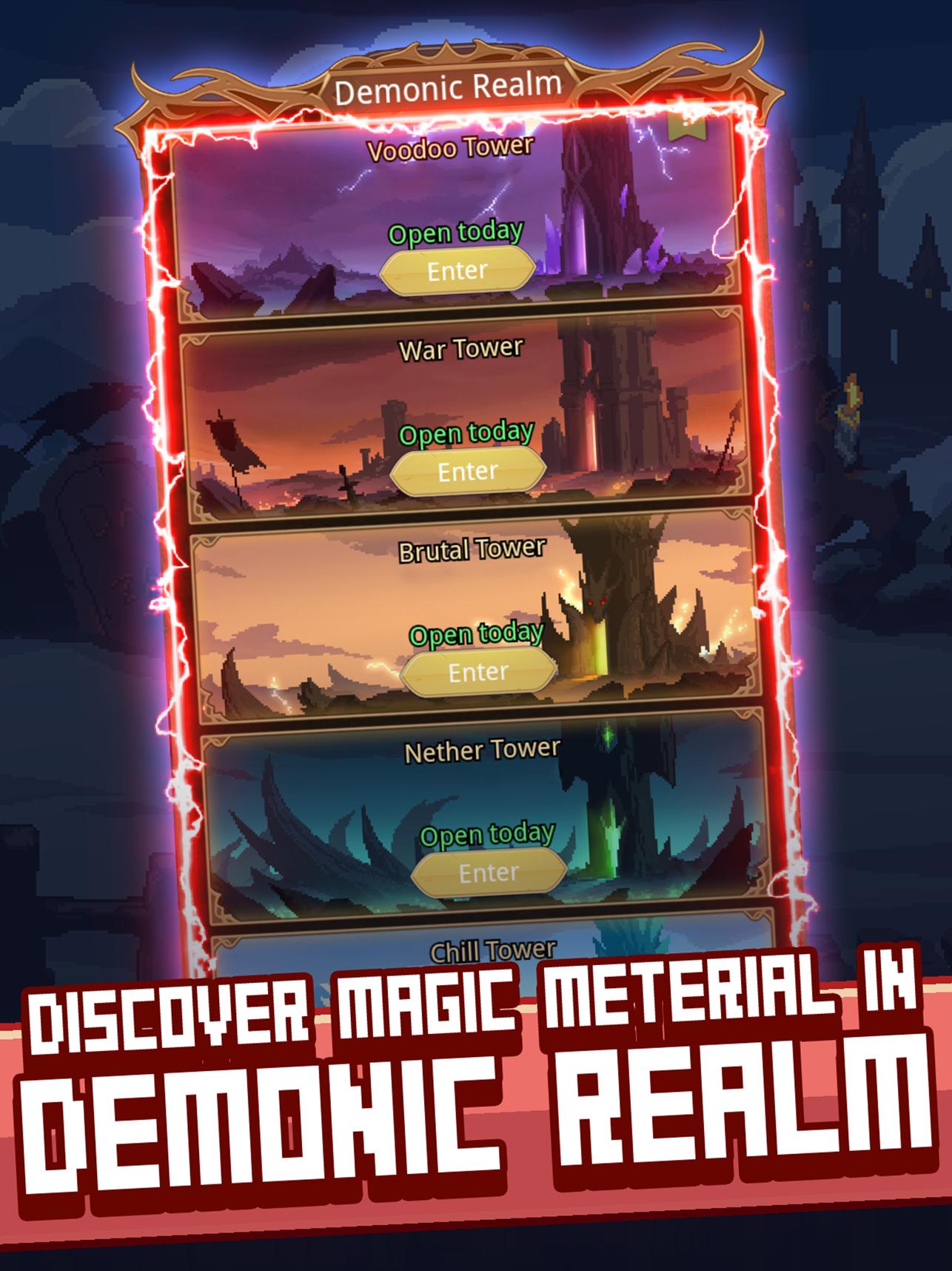 Little Hero - New Mobile Idle RPG Global Release Soon Image