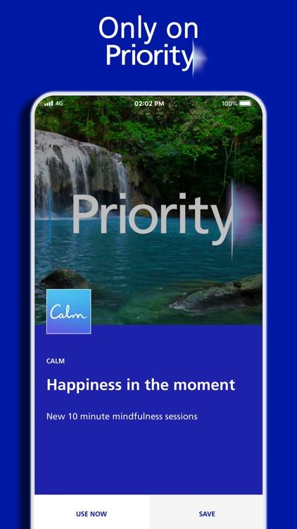 Priority - Rewards & Tickets screenshot-9