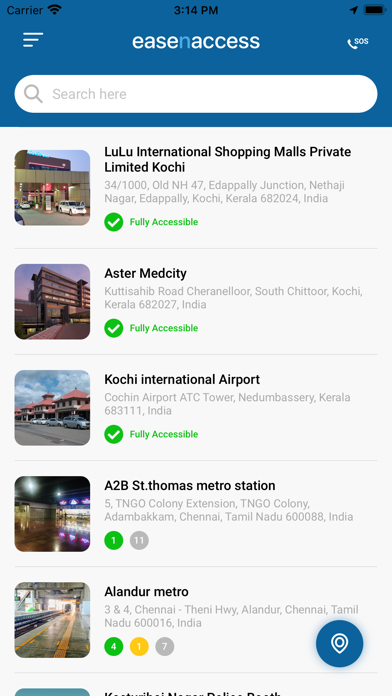 EasenAccess screenshot 3