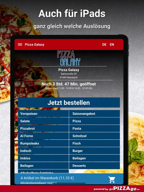 Pizza-Galaxy Steinbach screenshot 7