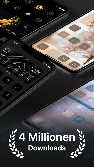 Brass - Eigene Icons & WidgetsScreenshot von 3