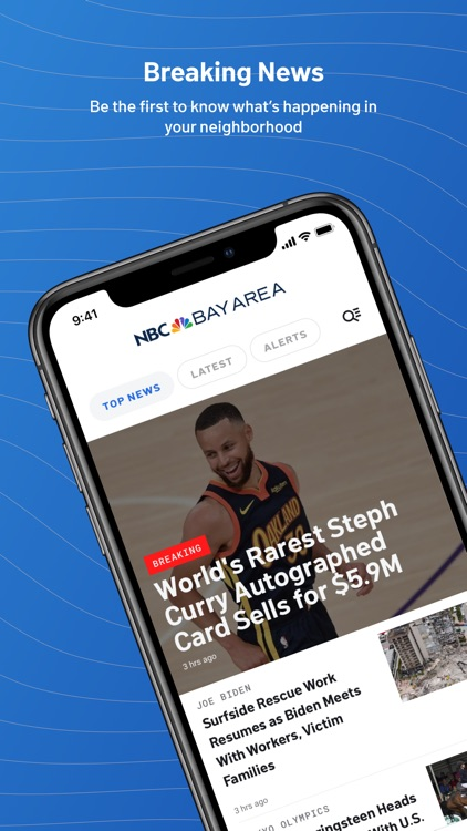 NBC Bay Area: News & Weather screenshot-0